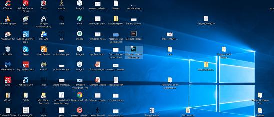 Raccourci Claver Pour Réduire Une Fenêtre Windows Raccourcis