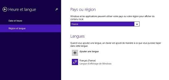 Raccourci pour passer de qwerty en azerty sous windows 8 - Open office en francais pour windows 8 ...