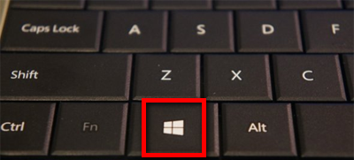 Windows 8 1 les raccourcis clavier avec la touche for Raccourci clavier agrandir fenetre windows 7
