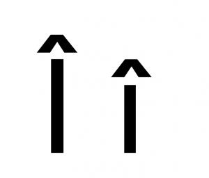 i-circonflexe-majuscule-minuscule-touches