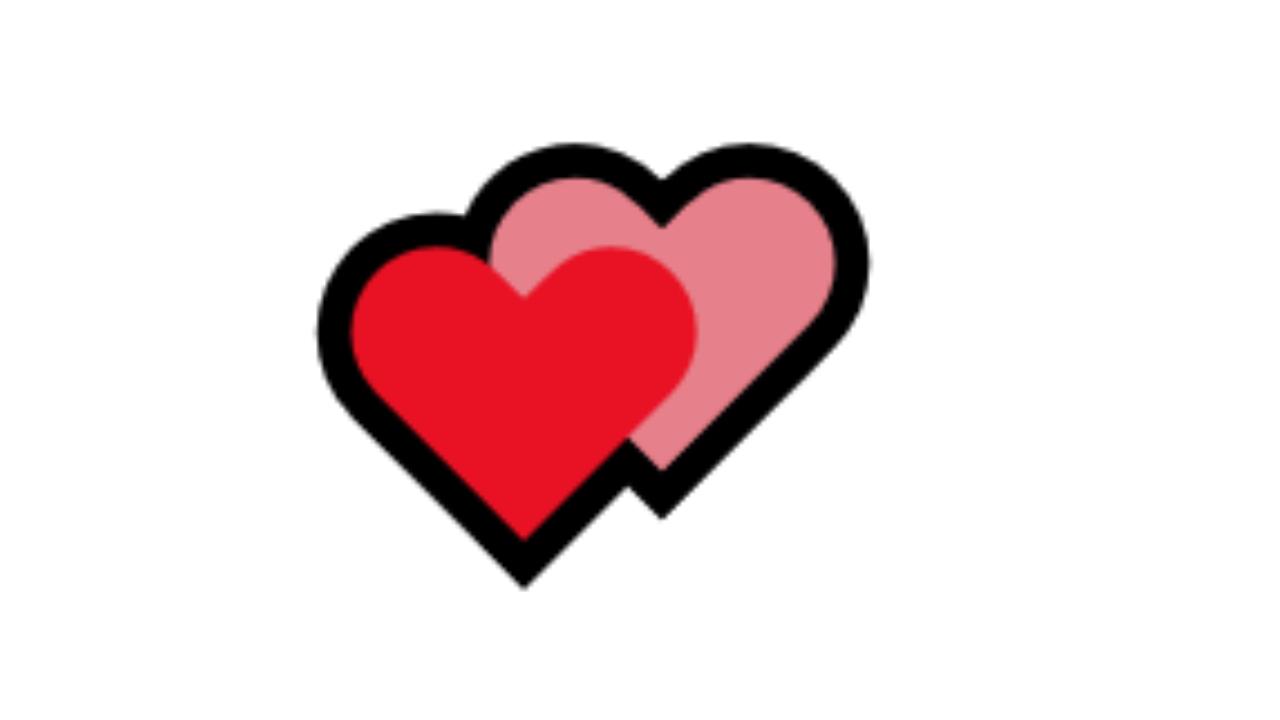 Tous Les Emojis Cœur A Copier Coller Cœur Qui Bat Cœur Qui Brille Cœur Brise Les Raccourcis Clavier