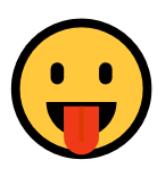 Emojis Qui Tirent La Langue Les Raccourcis Clavier