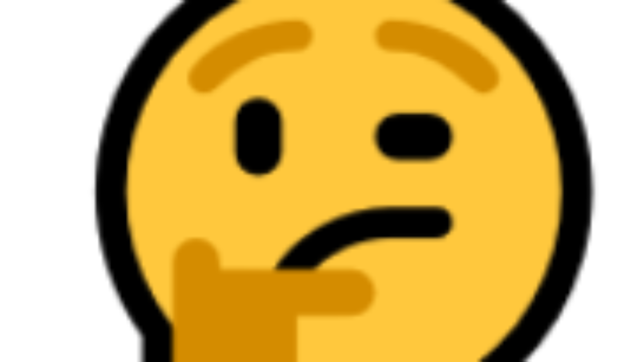 Emoji Qui Pense Ou Qui Reflechit Emoji Bulle De Pensees Les Raccourcis Clavier