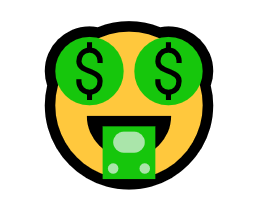 Emojis Argent Monnaie Richesse Les Raccourcis Clavier
