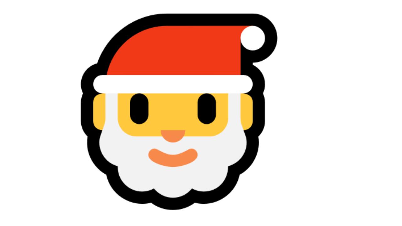 Emoji Pere Noel Signification Utilisation Copier Coller Les Raccourcis Clavier